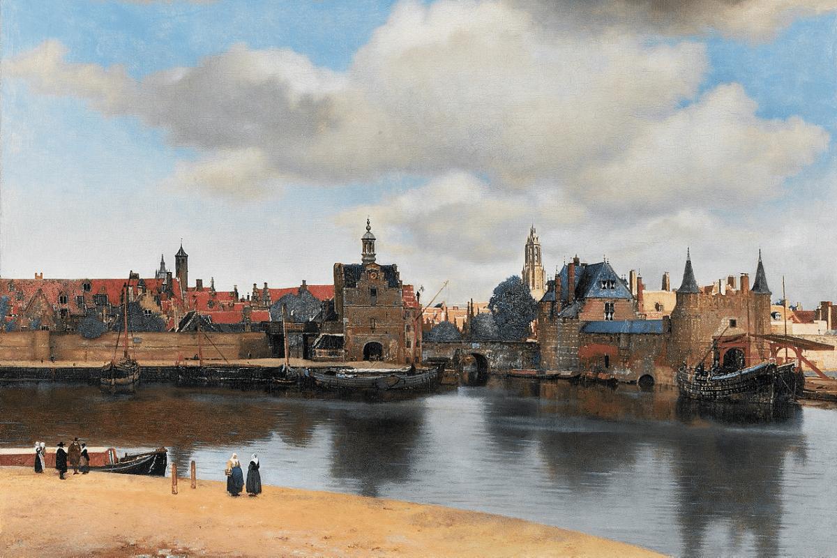 Vermeer in Deft