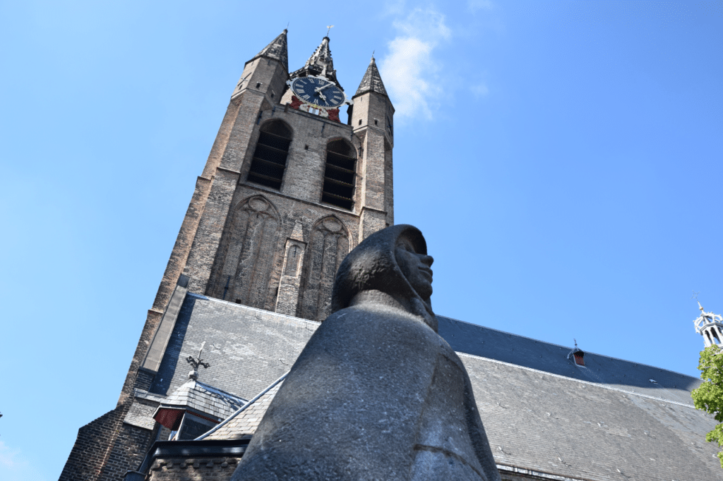 Rondleiding-Vermeer-Delft-Kerk
