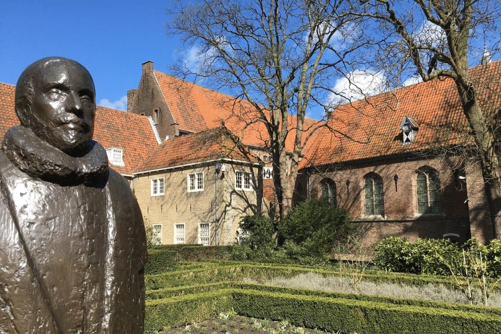 Rondleiding Willem van Oranje Delft