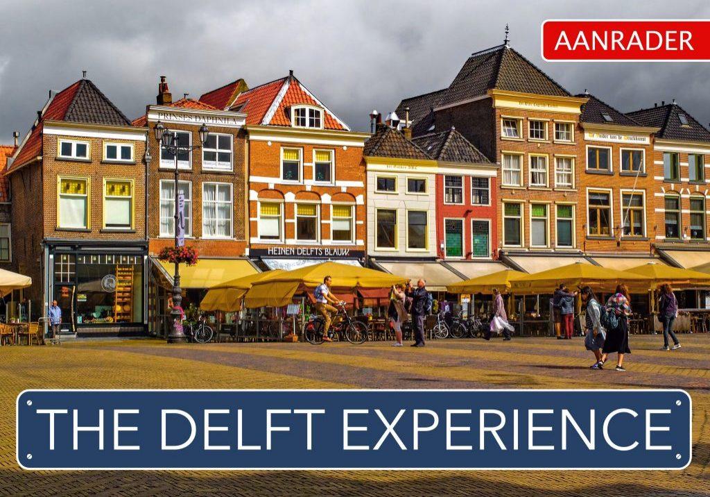 Groepsuitje Delft