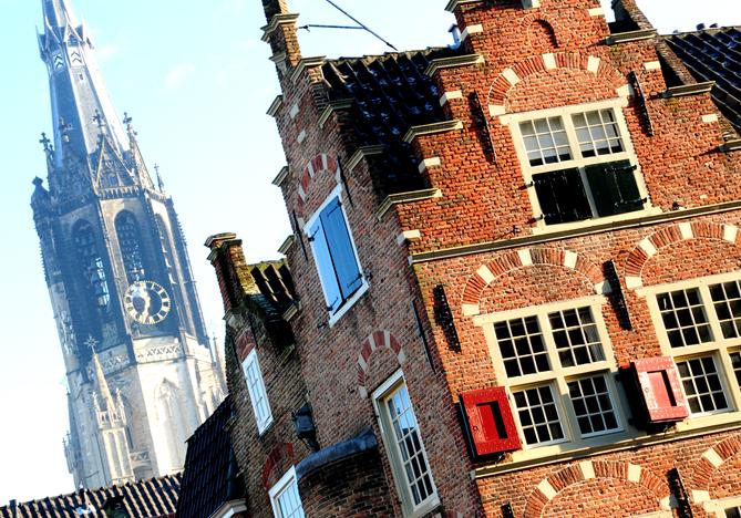Foto Nieuwe Kerk en Kaerskorf