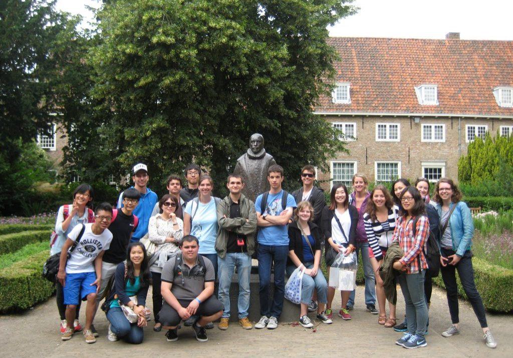 Studenten Rondleiding Delft