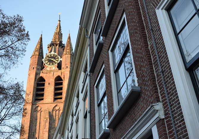 Toren Oude Kerk