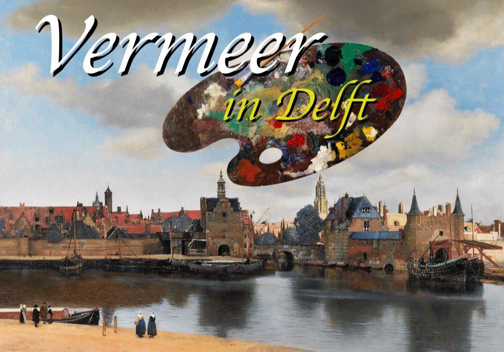 Vermeer wandeling Delft