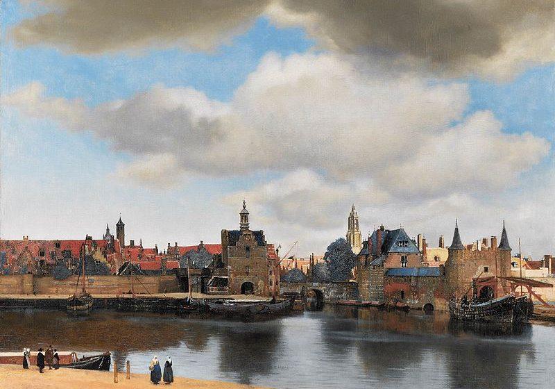 Het Gezicht op Delft