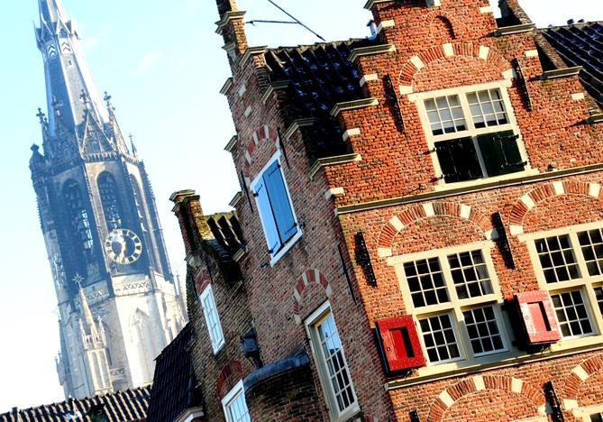 Rondleiding Historisch Delft