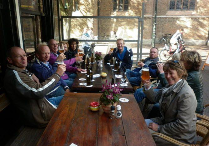 Bierwandeling Delft