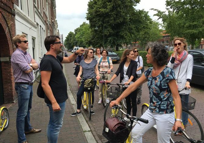 Steptocht Delft met gids