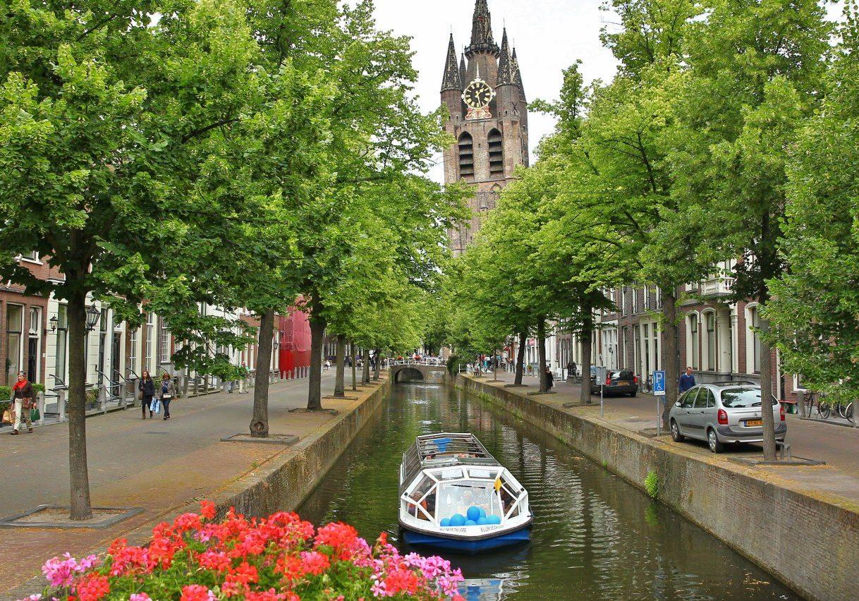 Bron: Rondvaart Delft